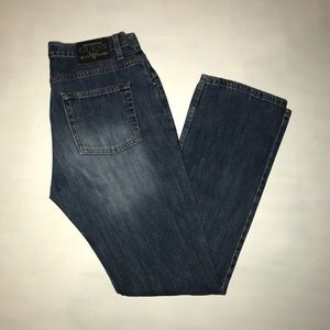Vintage Guess jeans straight cut denim